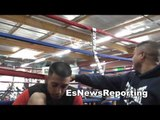 what was manny pacquiao mother doing? pacquiao vs bradley EsNews Boxing