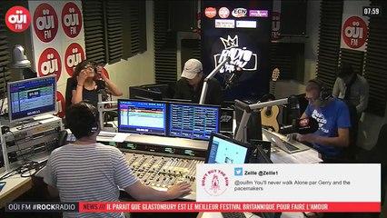La radio OUI FM en direct vidéo /// La radio s'écoute aussi avec les yeux (3291)