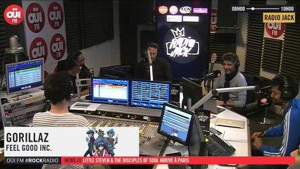 La radio OUI FM en direct vidéo /// La radio s'écoute aussi avec les yeux (3293)
