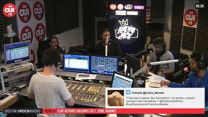 La radio OUI FM en direct vidéo /// La radio s'écoute aussi avec les yeux (3298)