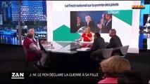 Jean-Marie Le Pen tacle Marion Maréchal-Le Pen sur le plateau de « Zemmour et Naulleau »