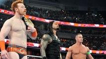 John Cena, Roman Reigns and Sheamus vs Randy Orton, Alberto Del Rio, Bray Wyatt and Cesaro – 4-on-3 Handicap Match - WWE - Dailymotion Full Match - WWE Raw, June 23, 2014