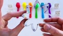 Et les couleurs Créatif visages pour amusement amusement Apprendre jouer arc en