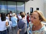 Bayonne : les infirmières et infirmiers de la clinique Capio en grève