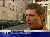 Robins des toits interviewé sur TF1