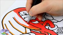 Sonic The Hedgehog Coloring Book Amy Rose Episode Speed Coloring Surprise Egg and Toy Coll