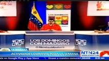 "Oposición venezolana convoca salir a las calles para un ""Gran Trancazo Nacional"" contra políticas de Maduro"