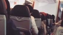 Un vol d'AirAsia en mode « machine à laver »