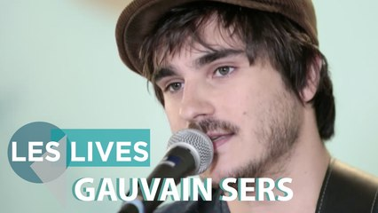 Gauvain Sers - Live & Interview