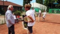 "Tennis - ATP / WTA / ITF / FFT - Thierry Derkx et... la ""Sports Études Academy"""