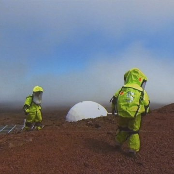 Humans in Hawaii have been living in a Mars simulation [Mic Archives]
