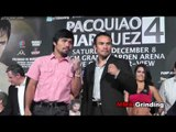 if manny pacquiao fights juan manuel marquez one more time who wins? EsNews Boxing