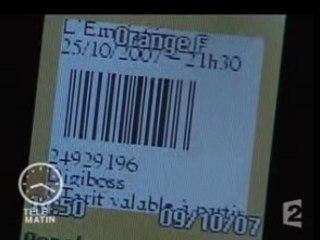 digitick sur Télématin