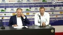OL : Aulas évoque les pistes Mariano et Ferland Mendy