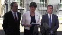 Sì all'accordo fra May e nordirlandesi: in cambio 1 mld sterline