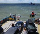 Coast Guard and Ferry Rescue Seven From Sinking Boat in Put-In-Bay, Ohio