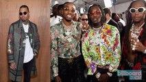 Chris Brown & Migos Clash at BET Awards | Billboard News