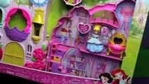 И Анна б б б б б б Детка ребенок Мусорное ведро по бы дисней Эльза замороженный замороженные Королевство мало Принцесса Обзор детей младшего возраста игрушка Игрушки