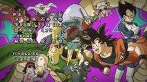 Dragon Ball Super ドラゴンボール 超 - Ending 5 - JP - Yoka Yoka Dance