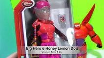 Y grandes muñeca héroe miel miel miel limón Informe almacenar Disney unboxing 6
