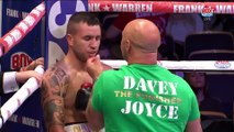 David Oliver Joyce vs Gabor Kovacs (17-06-2017) Full Fight