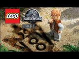 Lego Jurassic World (Xbox One): Jurassic Park Part 2: Welcome To Jurassic Park