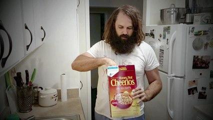 Cheerios Beardios