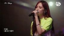 [Mnet present] 헤이즈(Heize) - 저 별 (Rain Ver.)