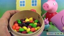 Poupées imbrication porc jeu de quilles barbapapa poupées russes smarties peppa chupa chups vidéos de b