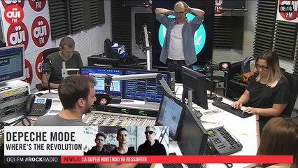 La radio OUI FM en direct vidéo /// La radio s'écoute aussi avec les yeux (3308)