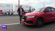 Audi TTRS 2017 review  first drive vid