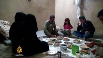 Syrian refugees' Eid clouded by plight