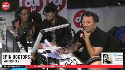La radio OUI FM en direct vidéo /// La radio s'écoute aussi avec les yeux (3311)