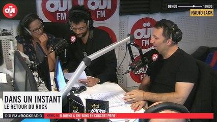 La radio OUI FM en direct vidéo /// La radio s'écoute aussi avec les yeux (3315)