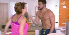 Les Anges : Anthony se fait clasher par Fred et l'embrasse sur la bouche pour la calmer (vidéo)