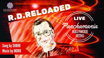 R.D. Reloaded- Tribute to RD Burman by Subho Das ||Cover Version