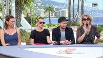 Candice Renoir : l'équipe réunie au Festival TV de Monte-Carlo 2017 pour le bilan de la saison 5