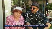 """""""Visages, Villages"""", galerie de portraits signée JR et Agnès Varda"""