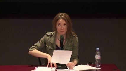 """Cours de cinéma de Adrienne Boutang """"De quoi on parle quand on parle d'amitié ?"""""""