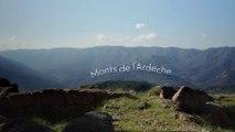 Le Parc naturel régional des Monts de l'Ardèche (Tour de France de la biodiversité 16/21)