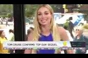 BREAKING NEWS- Tom Cruise Confirms -Top Gun- Sequel