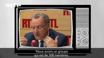 La folie des grandeurs de Richard Ferrand - DÉSINTOX - 27/06/2017