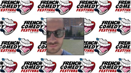 FRENCH COMEDY FESTIVAL - INTERVIEW KYAN KHOJANDI SUR NEW YORK