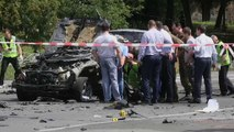 Autobombe in Kiew tötet Geheimdienstmann