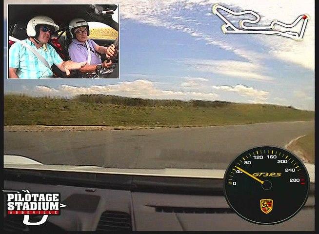 Votre video de stage de pilotage B017110617PSTA0016