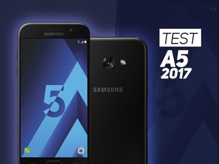TEST : Samsung Galaxy A5 édition 2017 - W38
