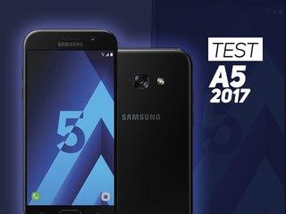 TEST : Samsung Galaxy A5 édition 2017 - W38