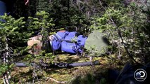 This Prospector Knows The Value Of Creature Comforts - Devil's Canyon
