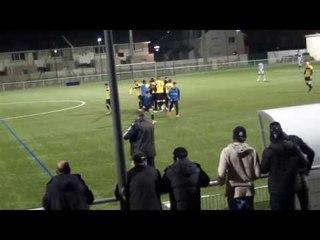 CFA2 : le but du gardien Solomon Morris à la 95e face à Aubervilliers