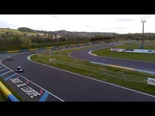 Animation karting au circuit de l'Europe épisode 5